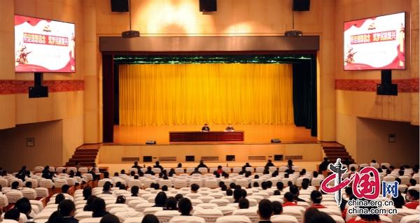 广元朝天区2020年宣传思想工作回眸