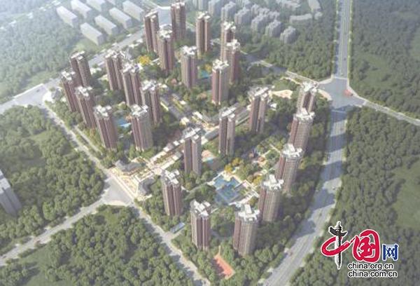 宜宾市南溪区平安·新城项目有序推进