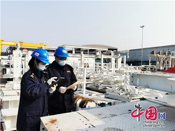 四川首批入境維修再製造隧道掘進設備抵蓉