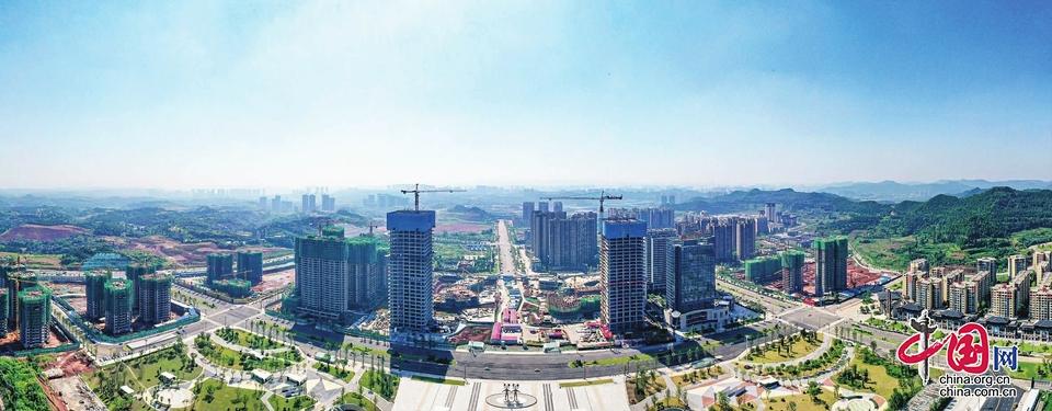 高标定位、高点起步、高位推进——顺庆区超五成重点项目布局在临江新区
