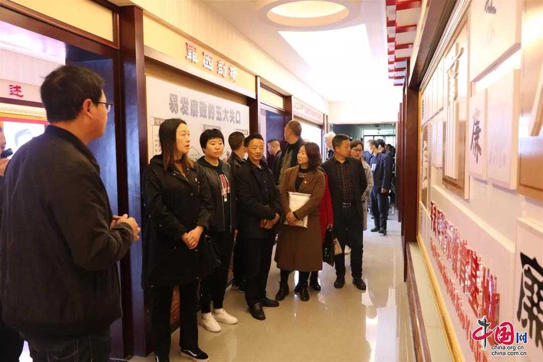 绵阳平武县:87名村(社区)党组织书记接受廉政教育