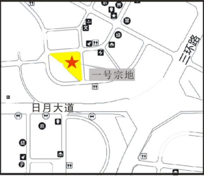 6月7日成都主城区10宗地将迎来首轮集中土拍