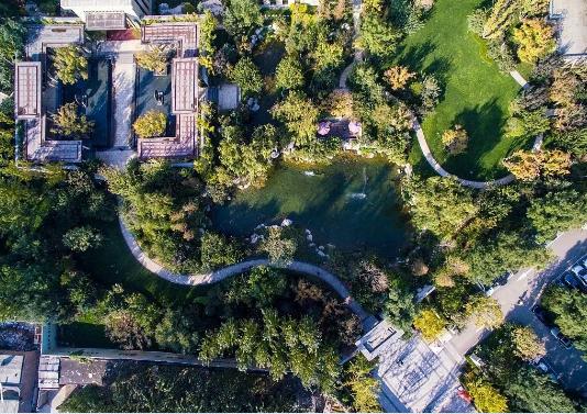 滨江郦城 | 艺术沉淀秘境,自然之上园林诗篇