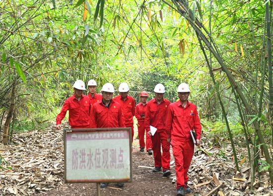 川中油气矿遂宁采油气作业区多举措确保端午期间安全稳定