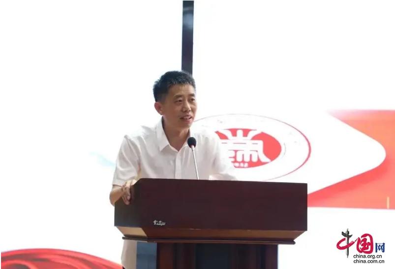 浓情端午、粽香校园——南充师范学校开展关爱贫困学生活动