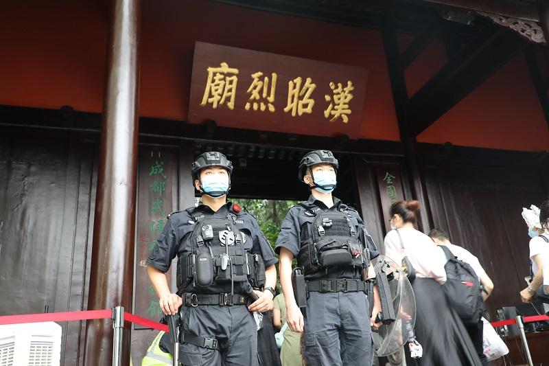 四川公安全力确保端午期间全省社会治安平稳有序