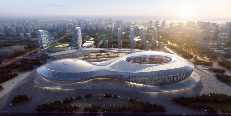 四川省香港商会企业家走进凤凰山体育公园 畅谈眼中的新成都