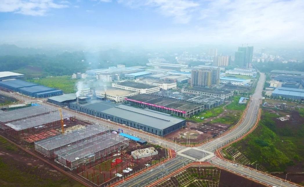 武胜街子产业新城:承载城市梦想,绘织美好生活