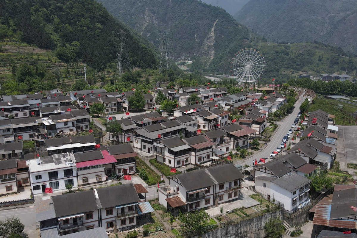 4.8-magnitude earthquake rattles Sichuan; many people unfazed