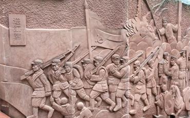 追寻四川红色印记|红军长征纪念馆
