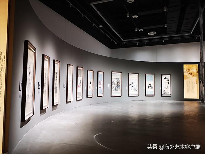 """北大资源文创园""""今朝更好看——20世纪中国画坛风云录""""开展"""