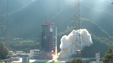Remote-sensing satellites launched in SW China's Sichuan