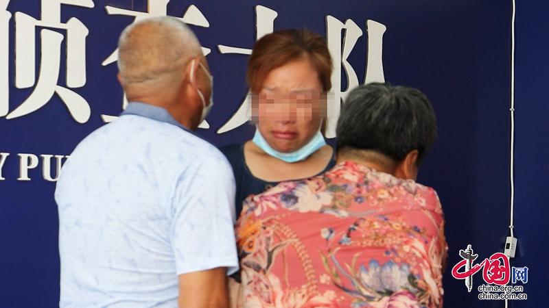"""绵阳公安千里牵线 失踪30年的孩子有了""""娘家"""""""