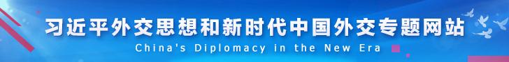 习近平外交思想和新时代中国外交专题网站