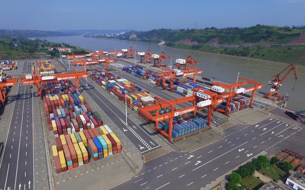 定了!川渝两省市近期要改善千吨级航道900公里