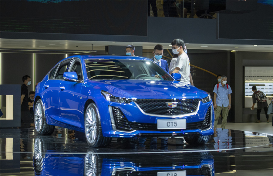 New concepts take center stage at auto exhibition