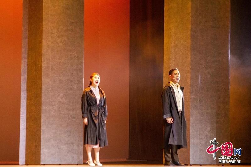 时代音乐剧《100》首演,一起见证百年辉煌!