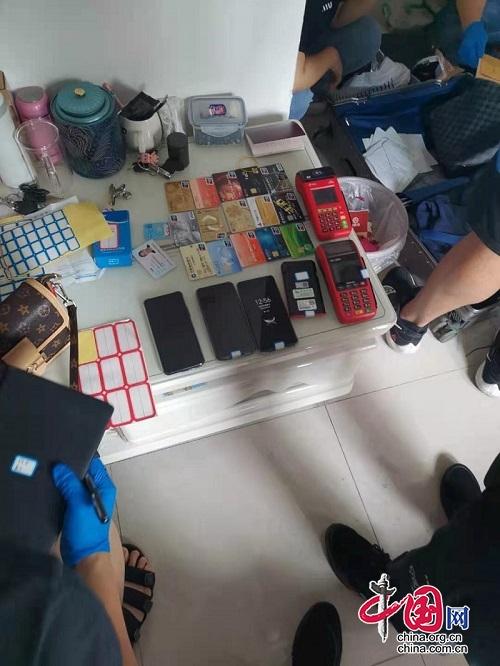科技助力案件侦破 四川公安发布一起典型电信诈骗案件