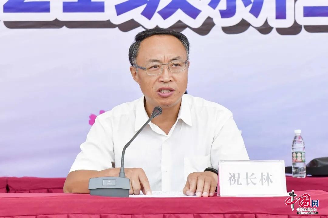 四川省南充卫生学校举行2021级新生开学典礼暨军训汇报表演