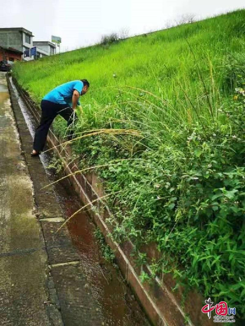 四川水利厅派出专家组前往泸县震区查勘病险水库安全情况