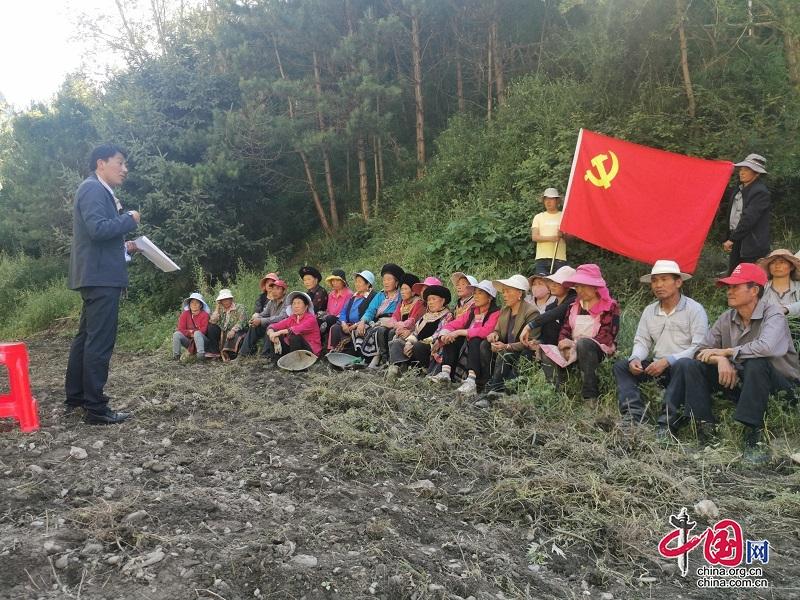 """四川松潘县:""""四学""""模式实现党员教育常态化"""