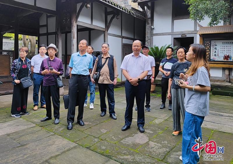 农工党自贡市委举行2021年中秋座谈会