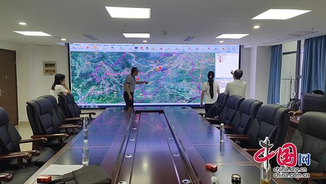 【我为群众办实事·晒清单比项目】叙州区热成像防灭火监控系统已全面完成
