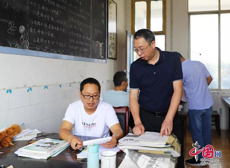 【开启新征程 担负新使命】武胜县努力办区域性最好教育
