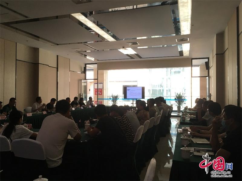 泸州市市场监管局走进自贸区川南临港片区开展特种设备安全培训暨服务指导企业座谈会