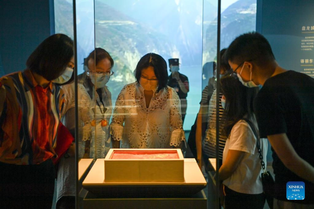 Exhibition featuring Bronze Age civilizations held in Chengdu