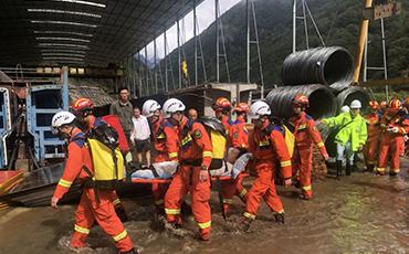 Seven killed,seven missing after mudslide hits China's Sichuan