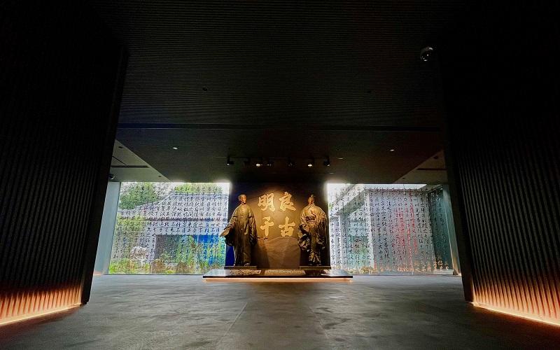 武侯祠《明良千古——刘备与诸葛亮君臣合展》国庆开幕