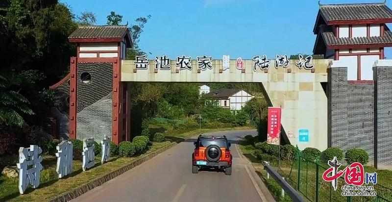 """岳池县:深入实施""""1+7""""重点产业指挥体系,齐心协力掀起干事创业的新高潮"""
