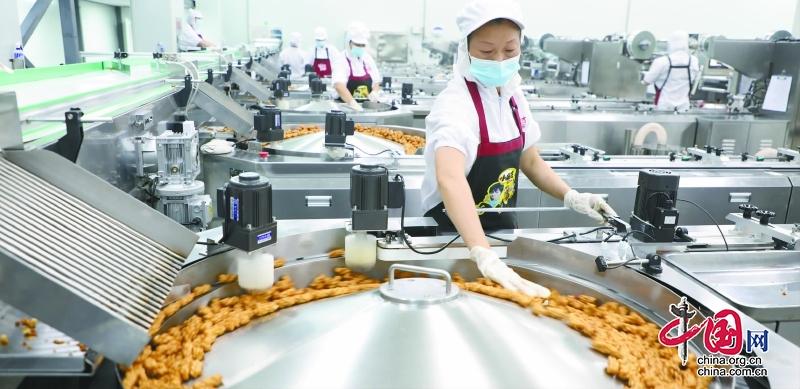 """四川西充:构建""""三+三""""产业体系 推进工业企业集群发展"""