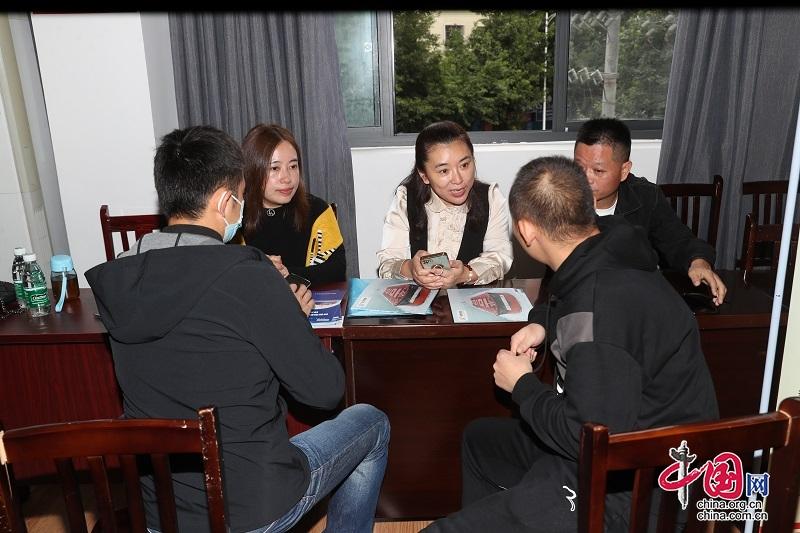 广安区:专场招聘为退役军人军属搭建就业平台