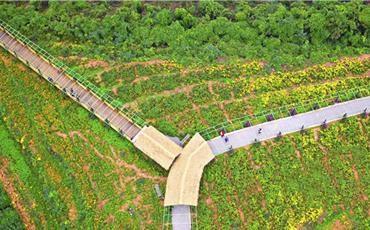成都金堂国家登山健身步道成功入选川渝体育旅游精品线路