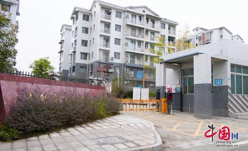 武胜县:加强公租房清理 将惠民工作落到实处