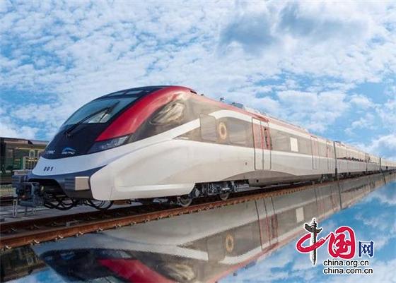 """自主化新一代市域A型列车在成都地铁18号线圆满完成""""超速""""试验 运行速度达176公里/小时"""