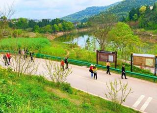2020年清明小长假 广元昭化区接待游客16.45万人次